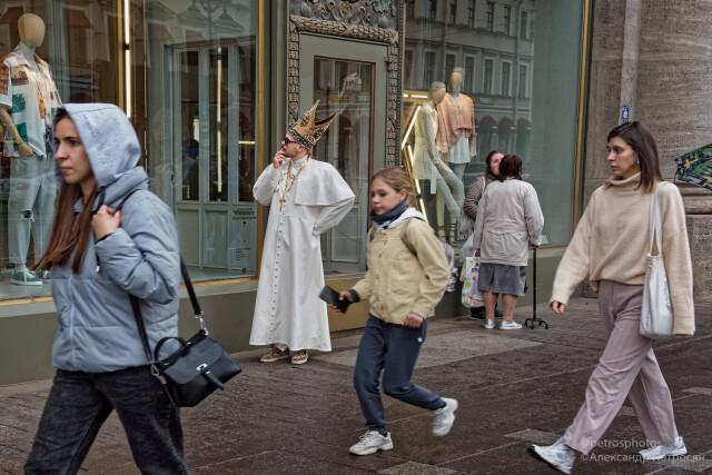 Просто Папа. Фотограф Александр Петросян