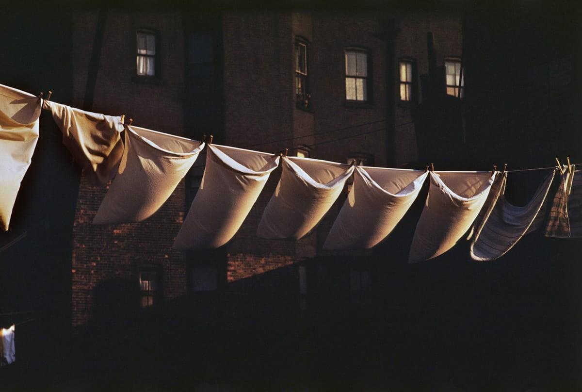 Нью-Йорк, 1962. Фотограф Эрнст Хаас