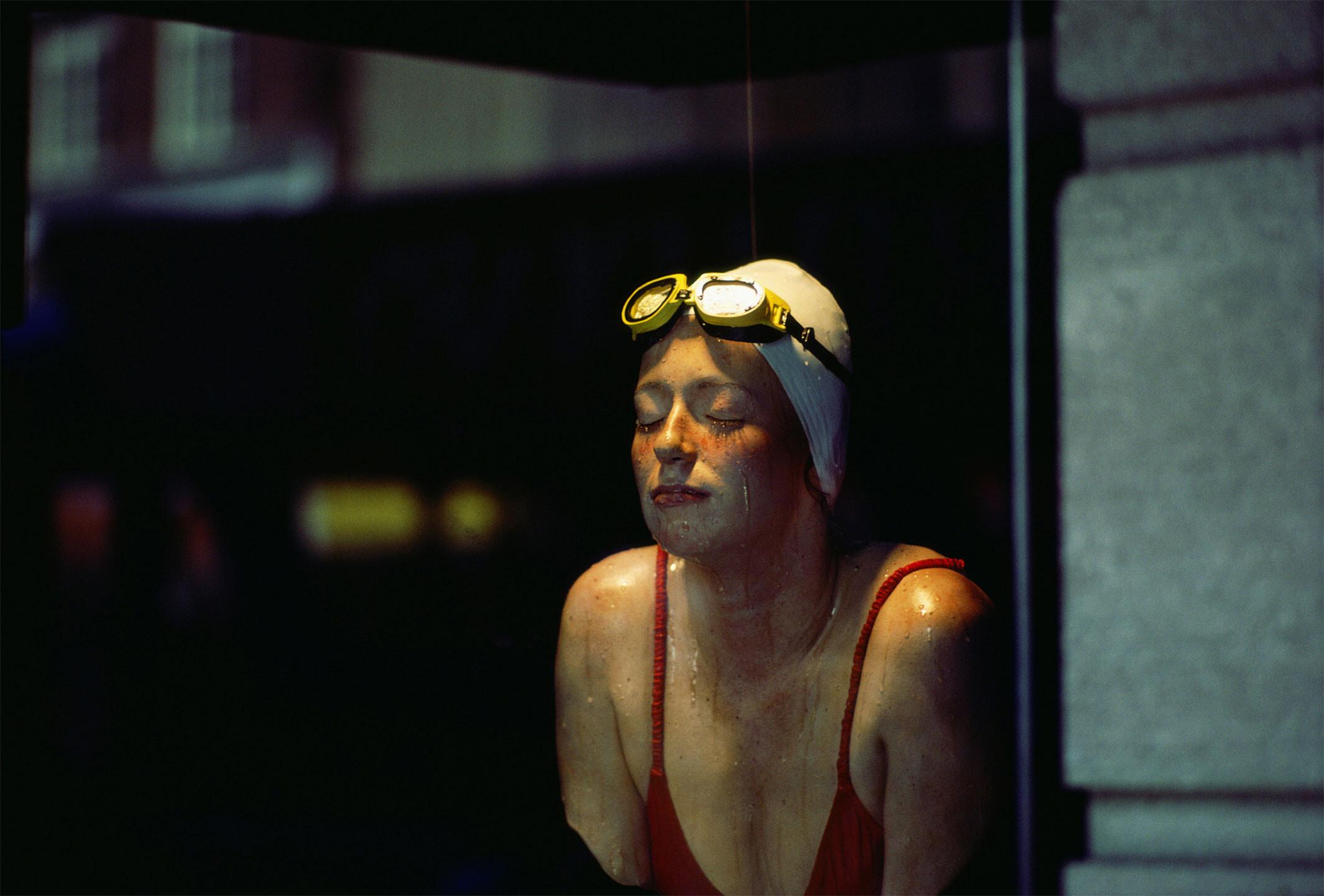 Портрет. Нью-Йорк, 1981. Фотограф Эрнст Хаас