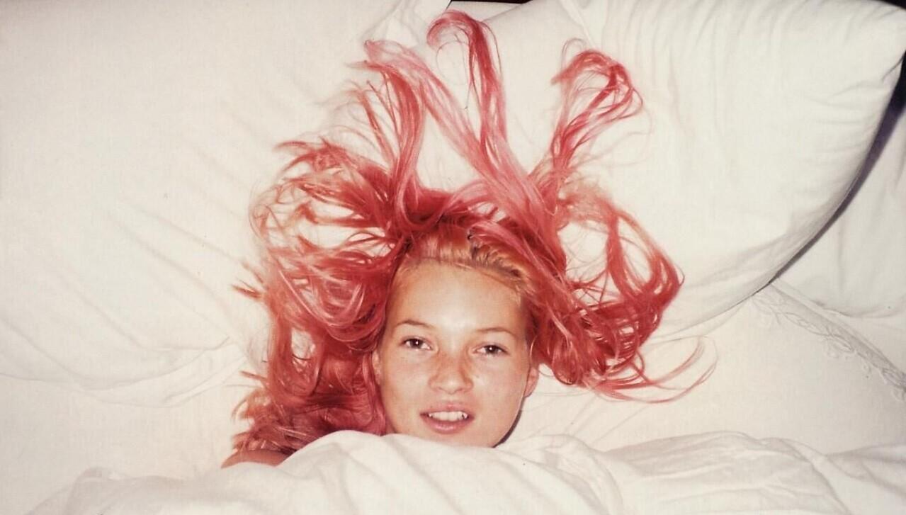 Юная розовая Кейт, Лондон, 1998 год. Фотограф Юрген Теллер