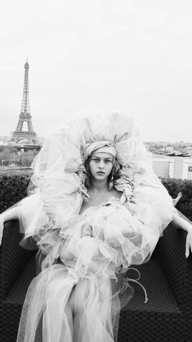 Для Vivienne Westwood. Фотограф Юрген Теллер