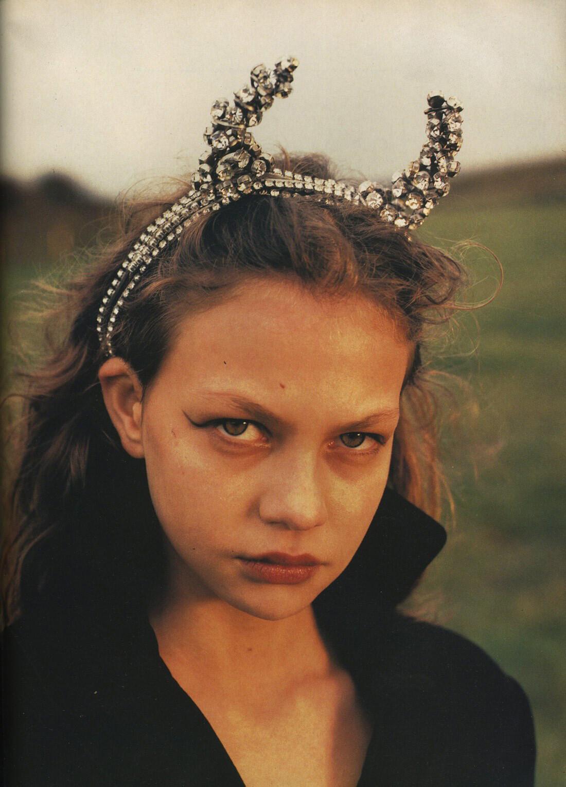 The Face, 1994 год. Фотограф Юрген Теллер