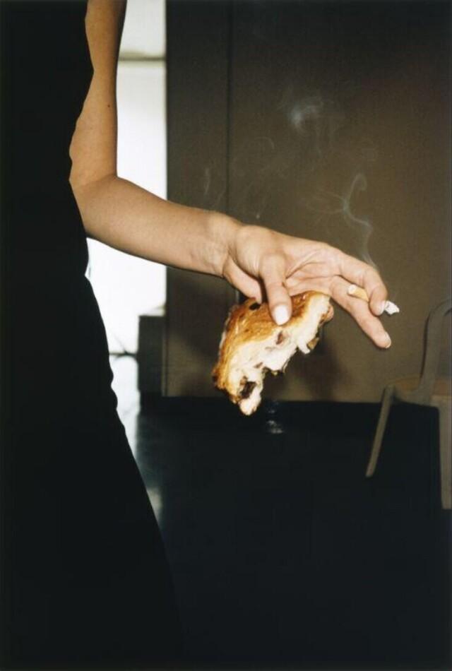 Кейт Мосс, 1995 год. Фотограф Юрген Теллер