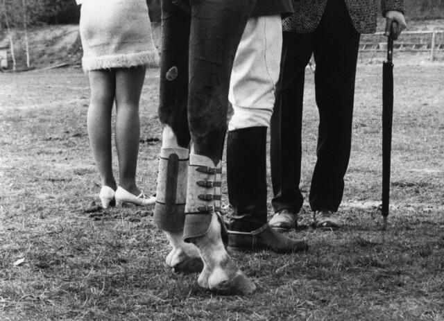 Воскресным днём, 1972. Фотограф Франтишек Досталь