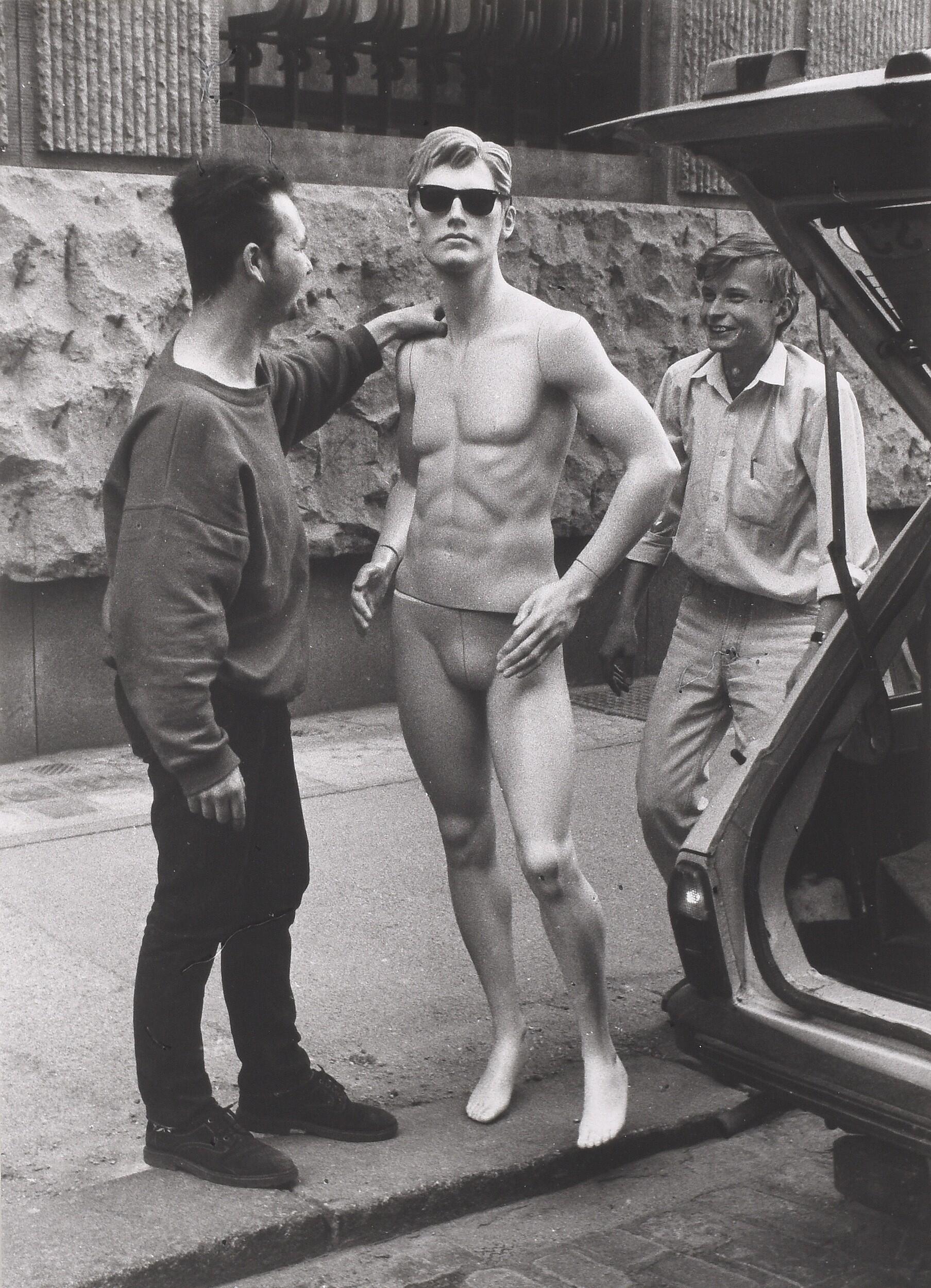 Идеальная фигура, 1985. Фотограф Франтишек Досталь