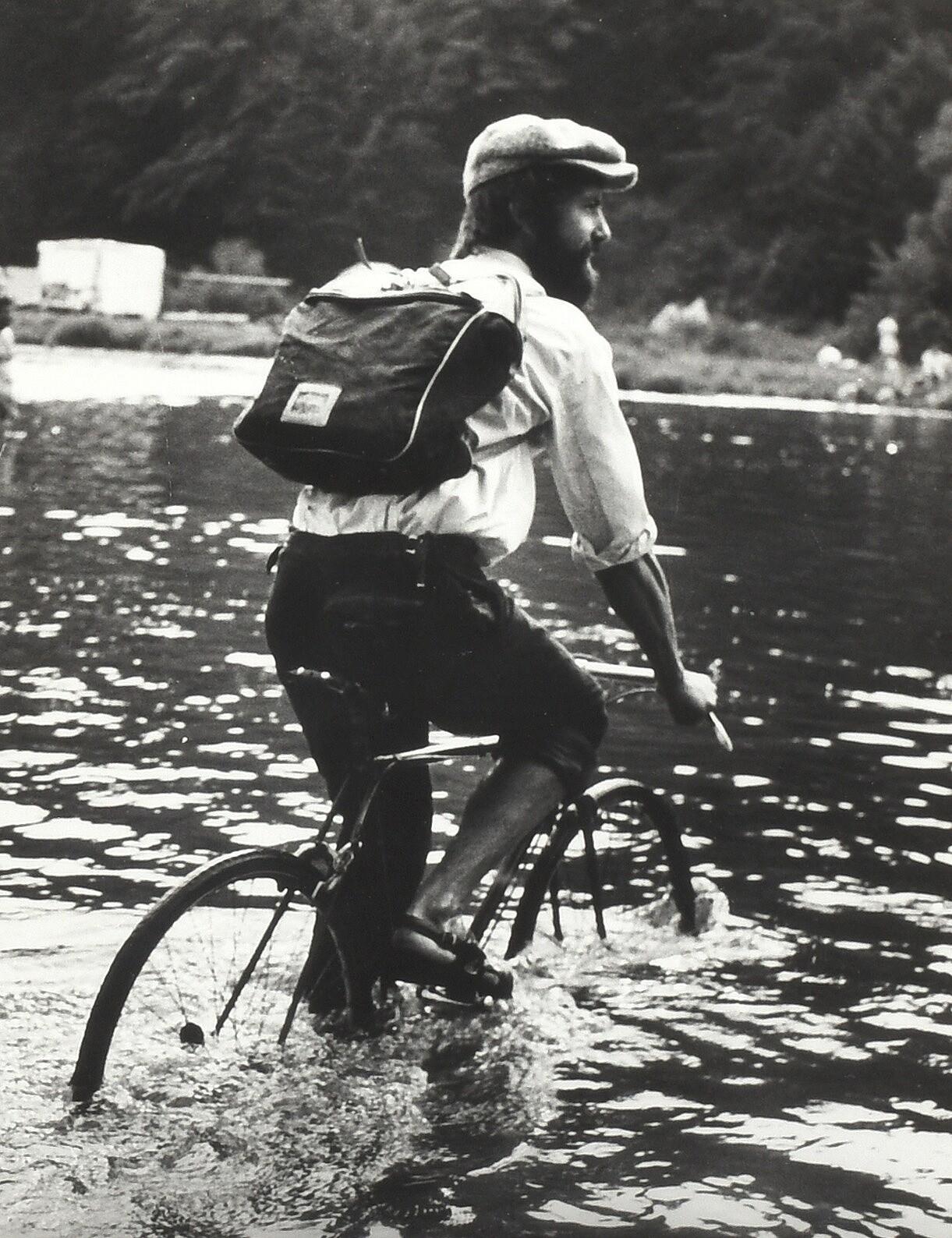 Наводнение. Фотограф Франтишек Досталь