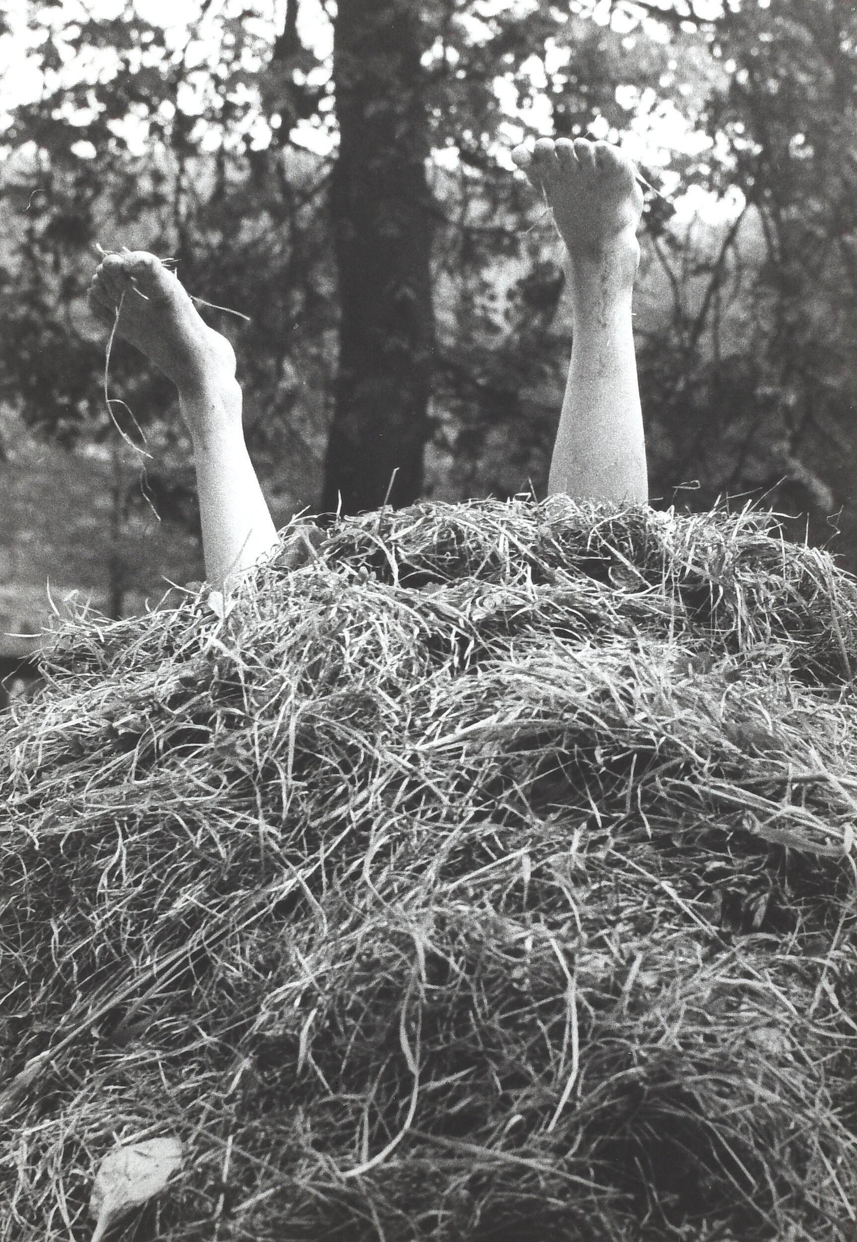 Из цикла «Летние люди», 1980. Фотограф Франтишек Досталь
