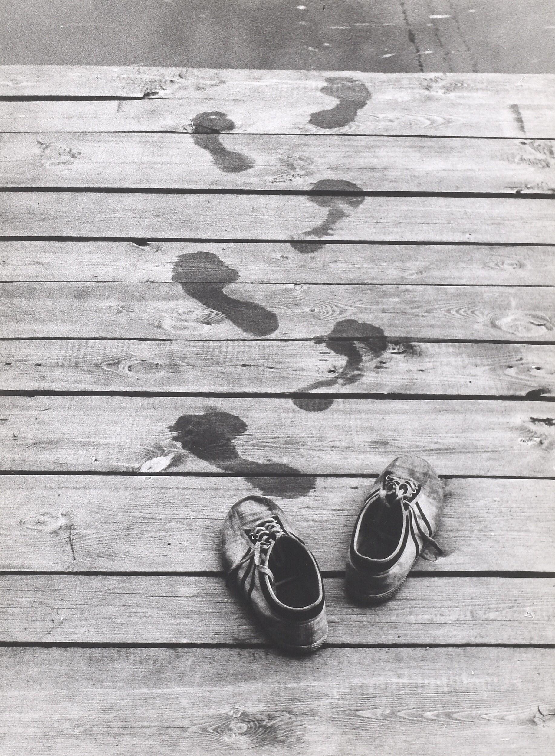 Лето, 1978. Фотограф Франтишек Досталь