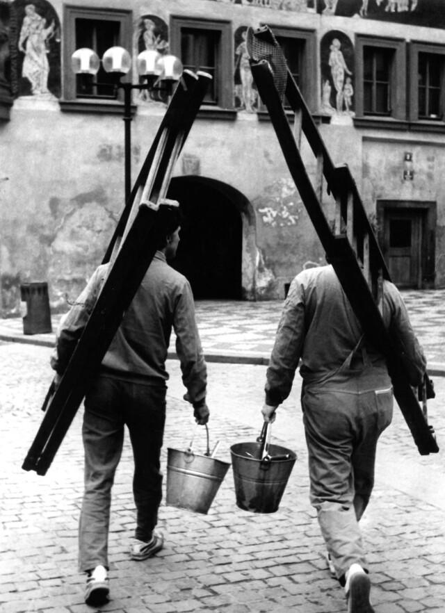 Коллеги. Фотограф Франтишек Досталь