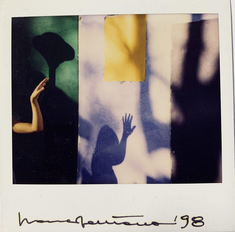 Полароид, 1980. Фотограф Франко Фонтана