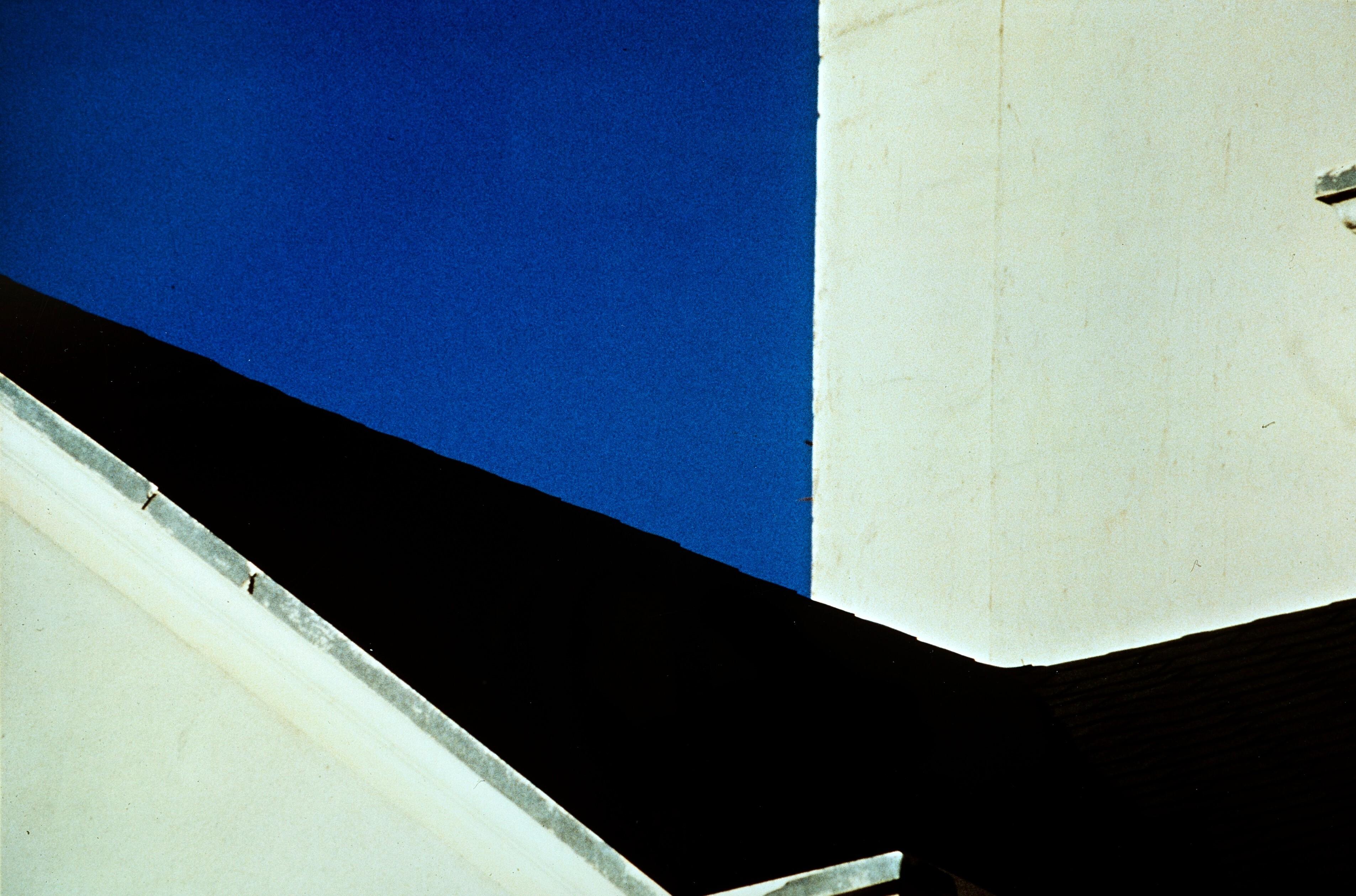 Абстракция, 1979. Фотограф Франко Фонтана