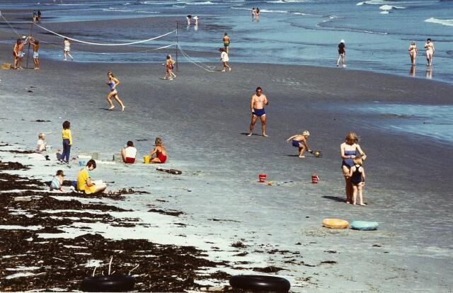 Люди, 1982. Фотограф Франко Фонтана