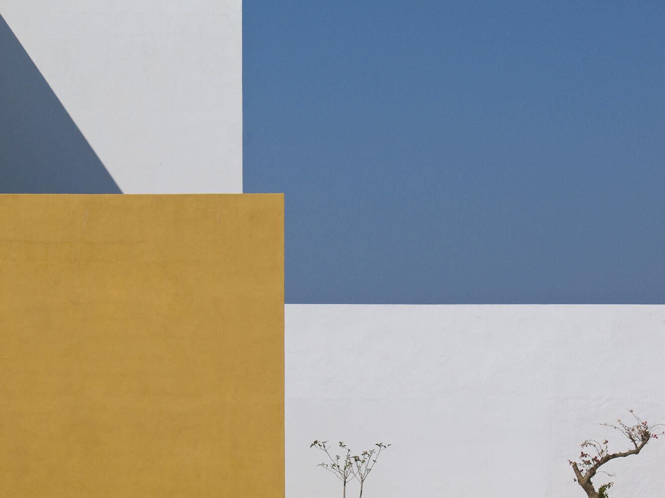 Ибица, 2008. Фотограф Франко Фонтана