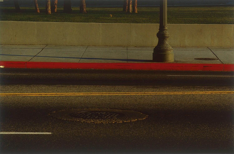Лос-Анджелес, 1979. Фотограф Франко Фонтана