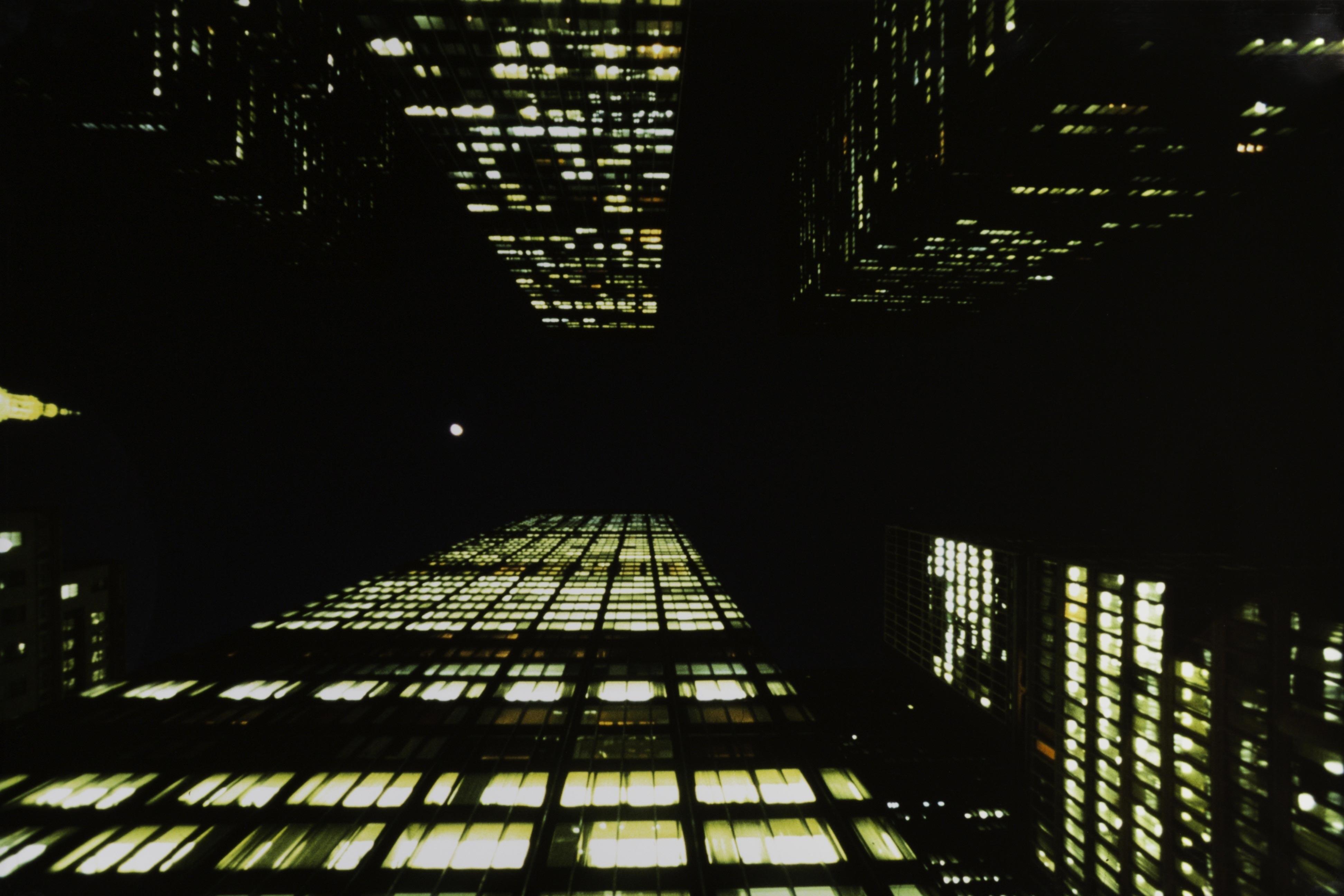 Нью-Йорк, 1983. Фотограф Франко Фонтана