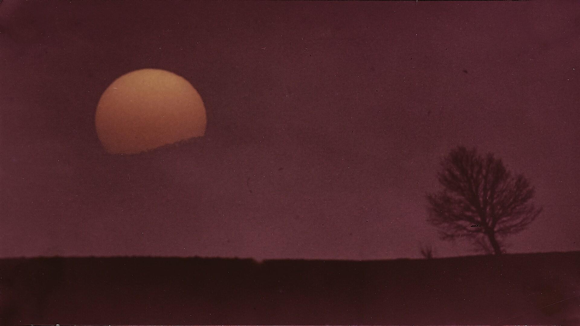 Ночь, 1973. Фотограф Франко Фонтана