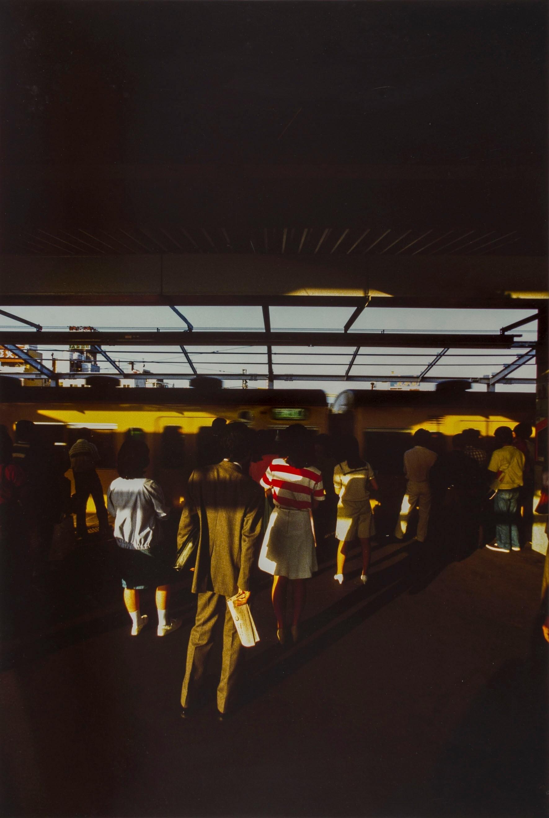 Город, 1983. Фотограф Франко Фонтана