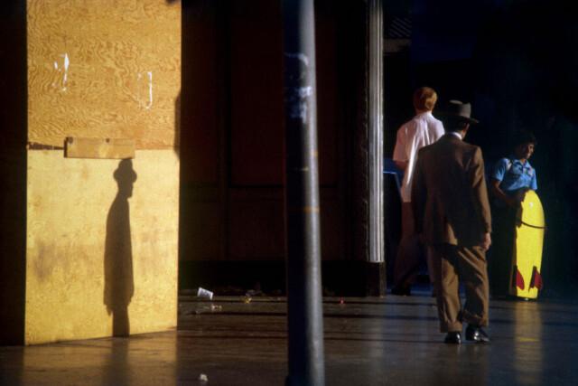 Лас-Вегас, 1990. Фотограф Франко Фонтана