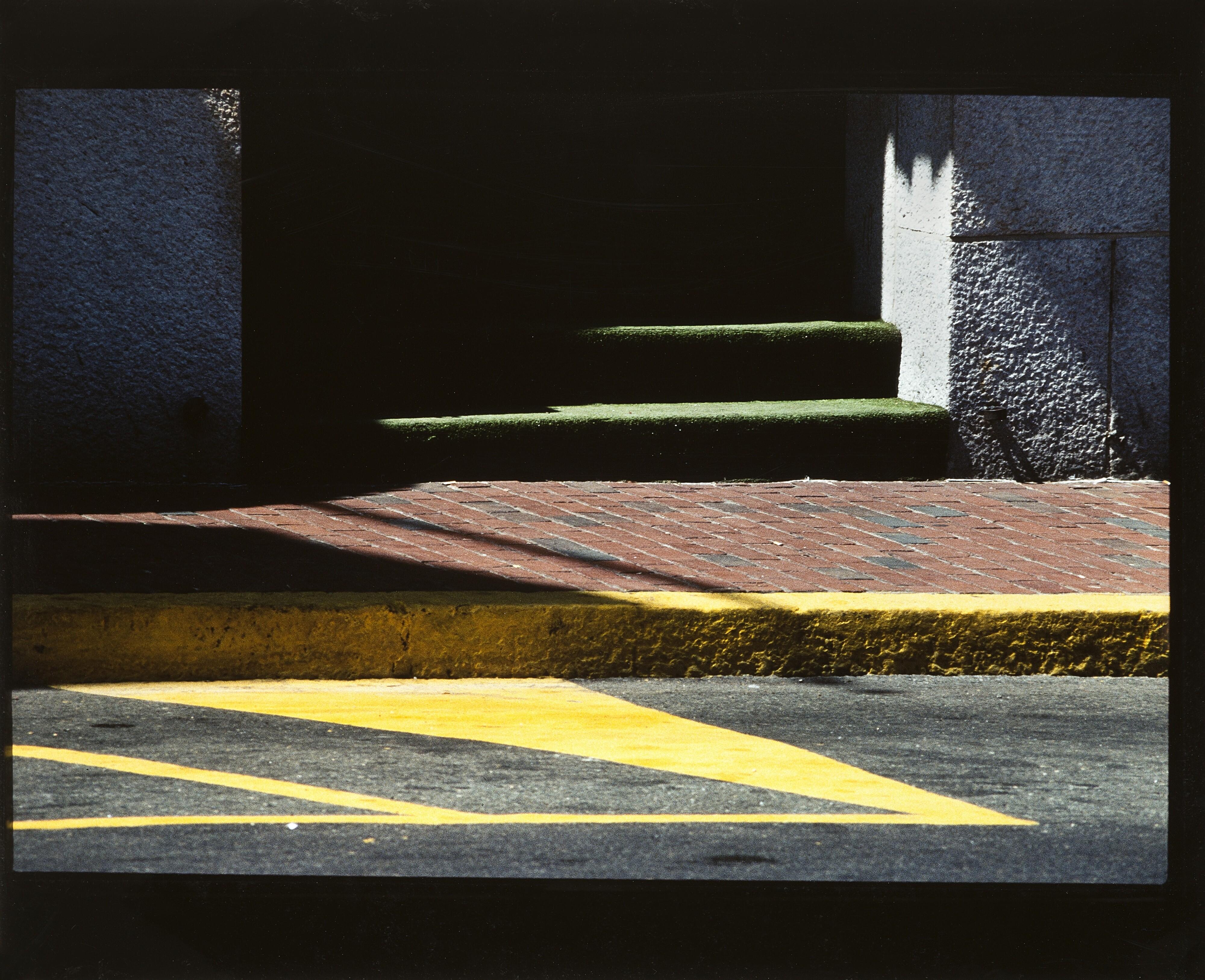 Городской пейзаж, 1980. Фотограф Франко Фонтана