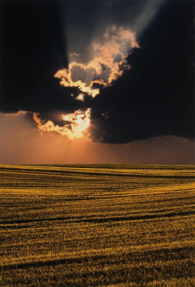Пейзаж, 2000. Фотограф Франко Фонтана