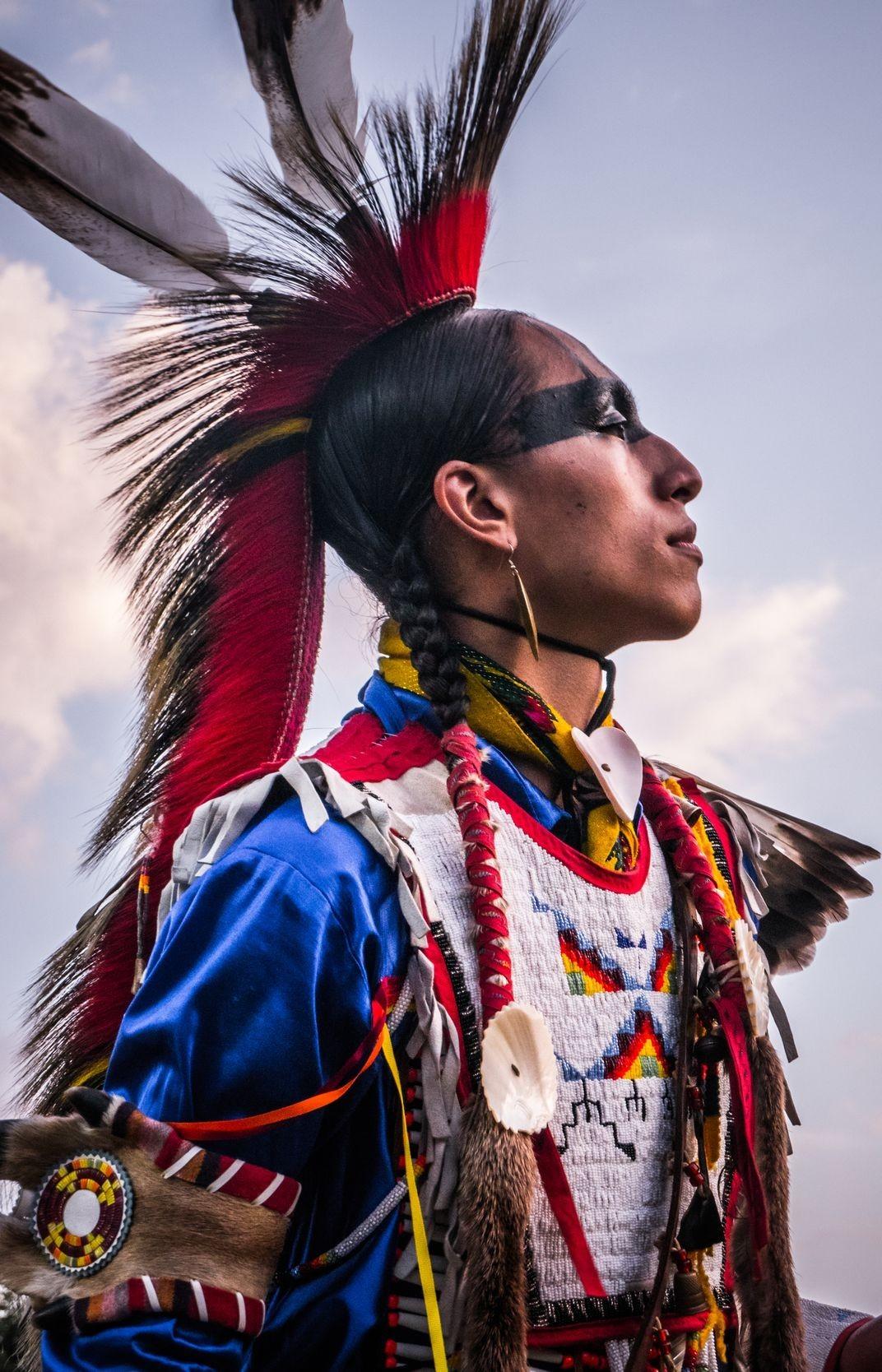 Финалист в категории «Люди», 2020. «Гордость нации». Брантфорд, Онтарио, Канада. Автор Марлон Портер