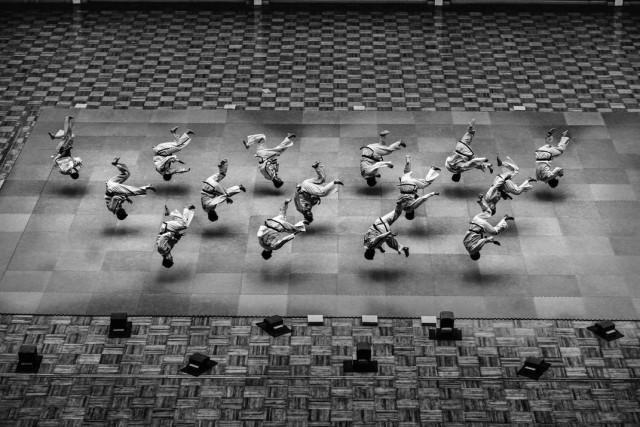Финалист в категории «Путешествия», 2020. Тхэквондо в Пхеньяне, КНДР. Автор Ален Шредер