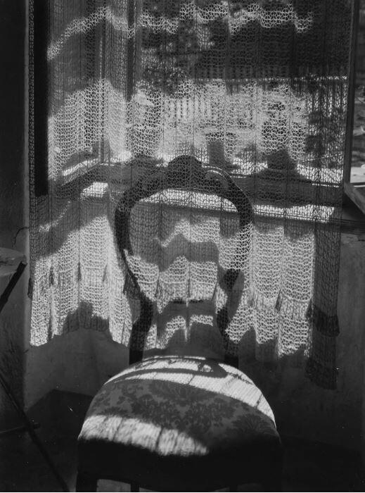 Дом Яначека, 1948 год, напечатана около 1975 года. Фотограф Йозеф Судек