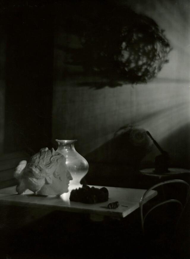 Воспоминания, Любовники III вариация, 1964 год. Фотограф Йозеф Судек