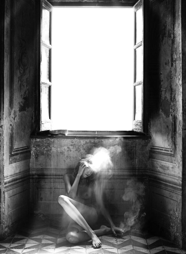 Ребека Барду, 1983. Фотограф Марко Главиано