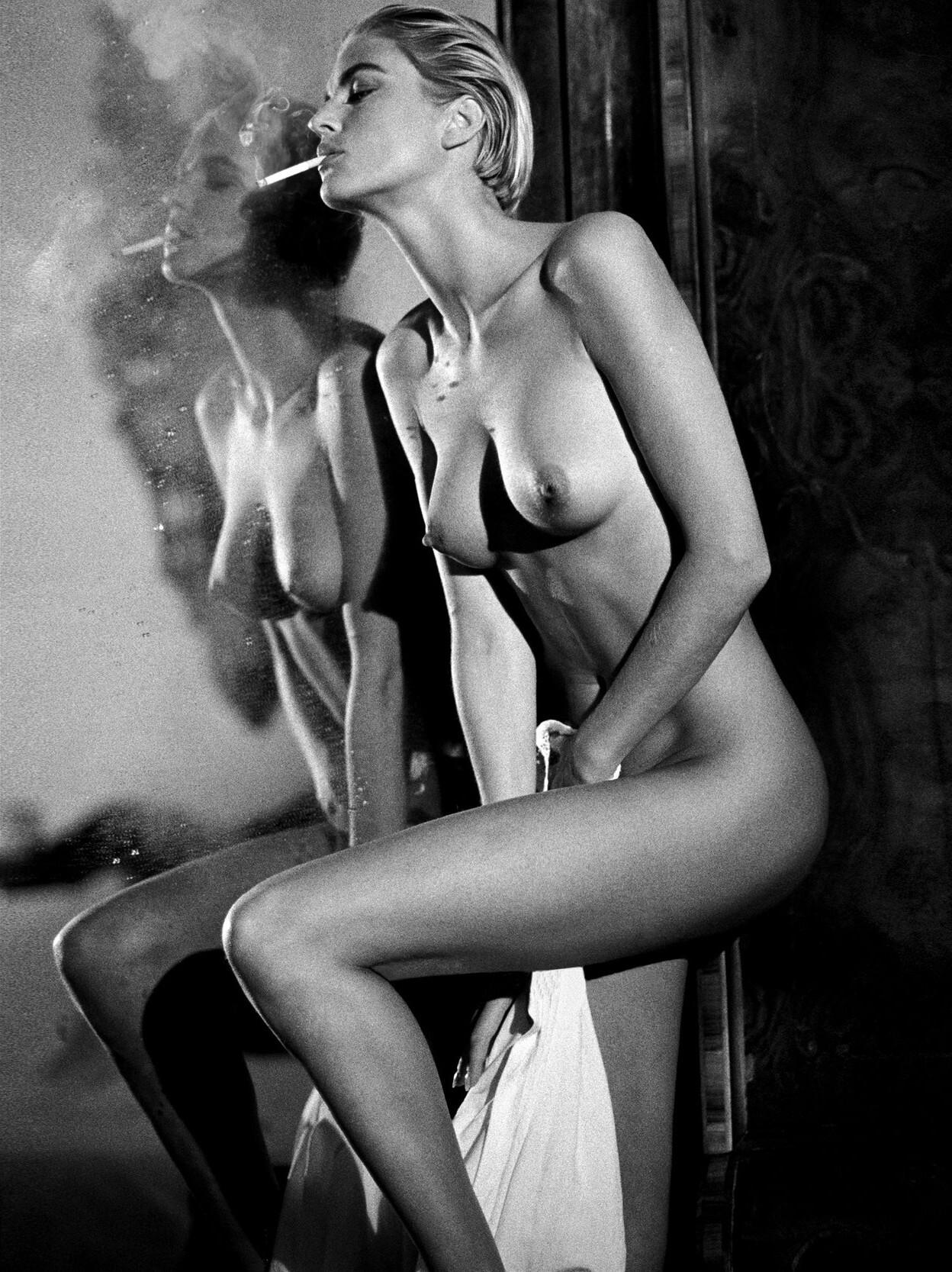 Сесилия, ок. 1988. Фотограф Марко Главиано