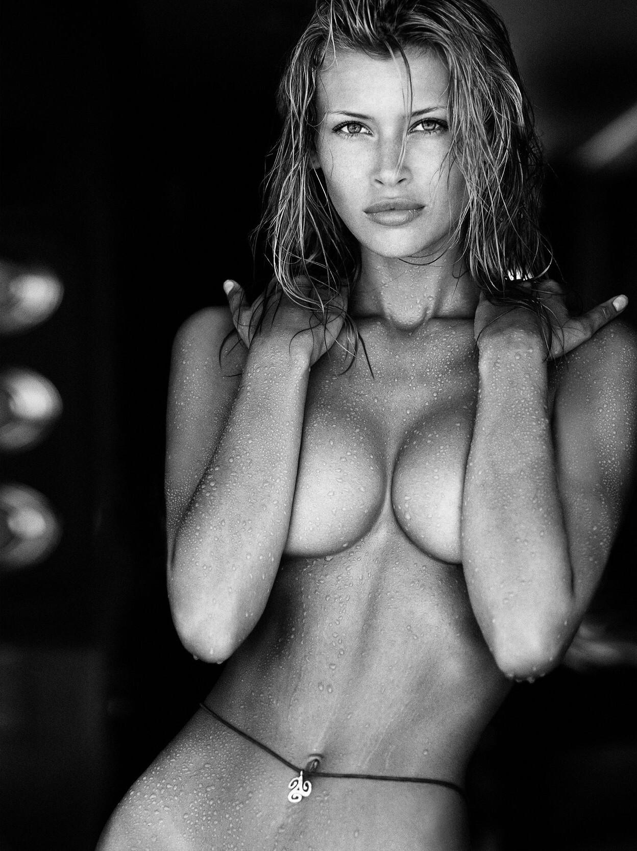 Даниэла Пештова, 1993. Фотограф Марко Главиано