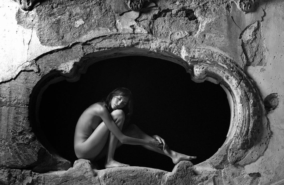 Ребека Барду, 2001. Фотограф Марко Главиано