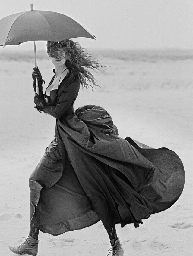 Лиза Беркли, 1987. Фотограф Марко Главиано
