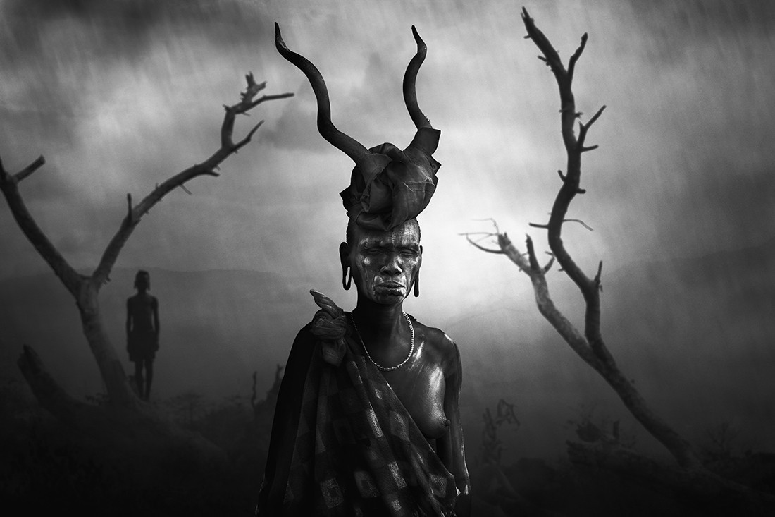«Женщина мурси». 2-е место в категории «Люди», 2020. Автор Светлин Йосифов