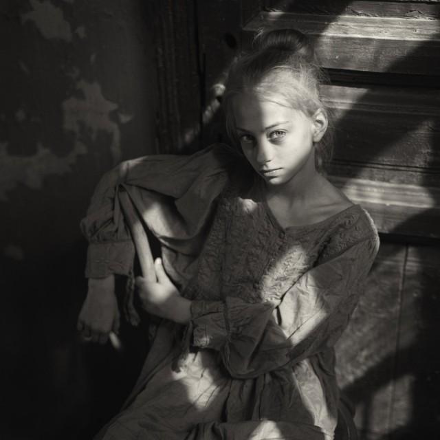 1-е место в категории «Портрет», серия, 2020. Автор Евгений Матвеев