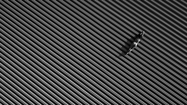 «Линии». 1-е место в категории «Абстракция», 2020. Автор Erdély Bálint Előd