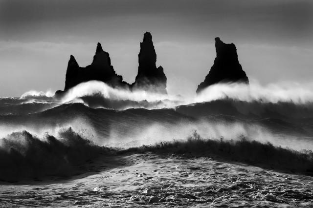 «Стихия». 1-е место в категории «Пейзажи». Автор Ромен Торне