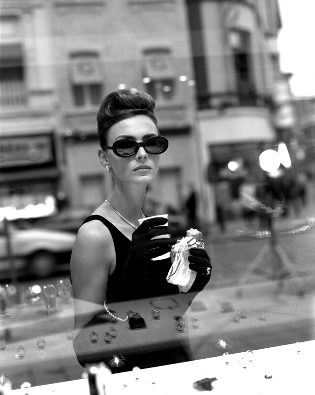 «Завтрак у Тиффани», 1995. Фотограф Марк Лагранж