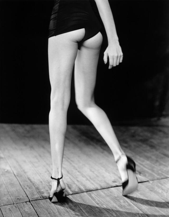 Ноги, 2001. Фотограф Марк Лагранж