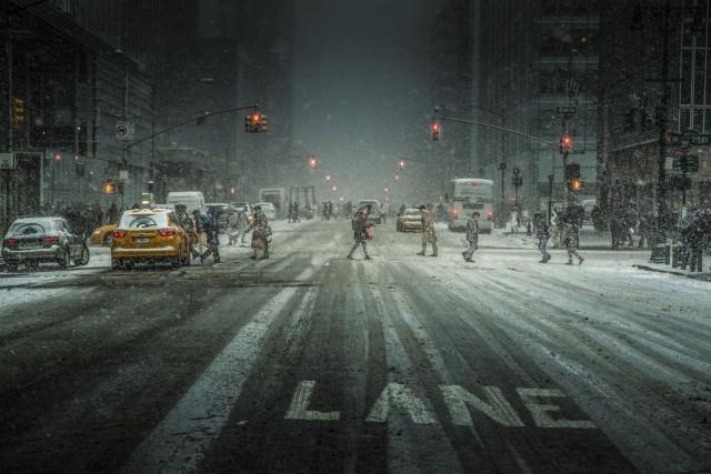 Победитель в категории «Улица – город», 2016. Автор Али Раджаби