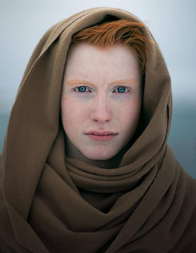 Победитель в категории «Портрет», 2018. Автор Тина Сигнесдоттир Хульт