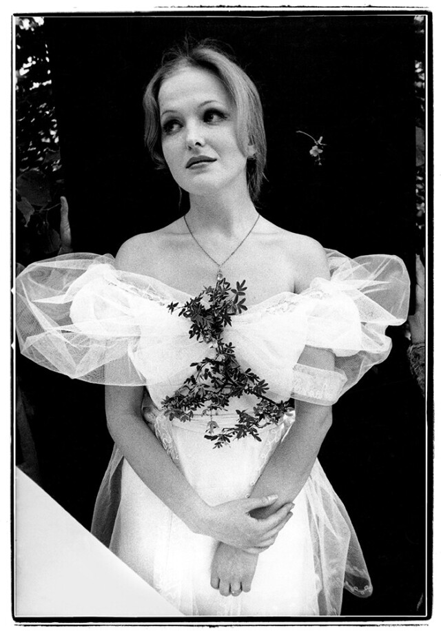 Елена Соловей. Фотограф Валерий Плотников