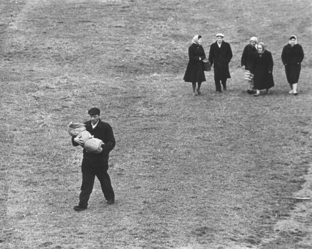 Первенец, 1963. Фотограф Игорь Гневашев