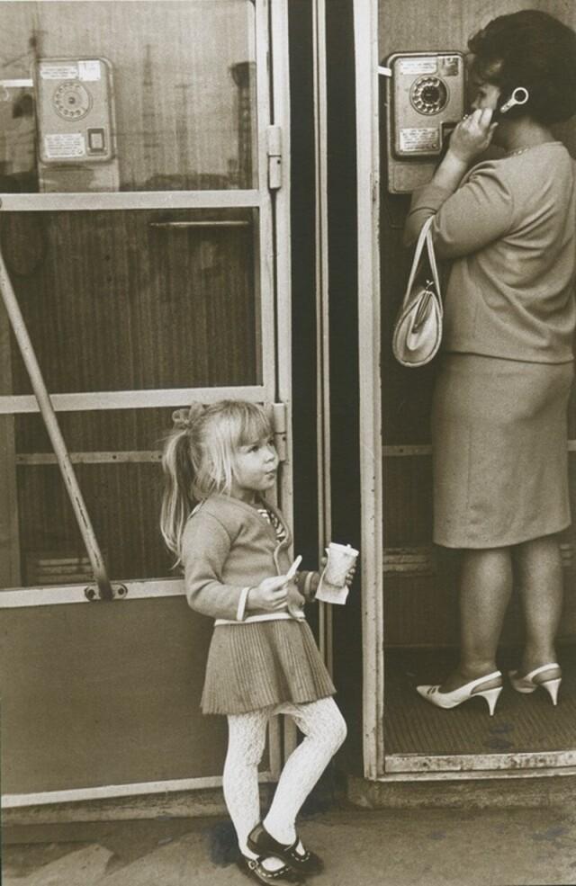 «У меня такой характер». Москва, 1969. Фотографы Нина Свиридова, Дмитрий Воздвиженский