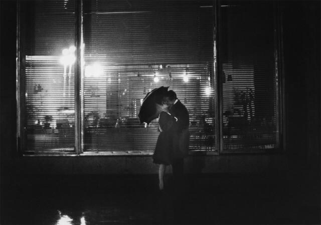 «Поцелуй», 1966. Фотограф Всеволод Тарасевич