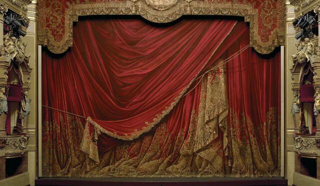 Выдающиеся оперные театры в фотопроекте Дэвида Левенти