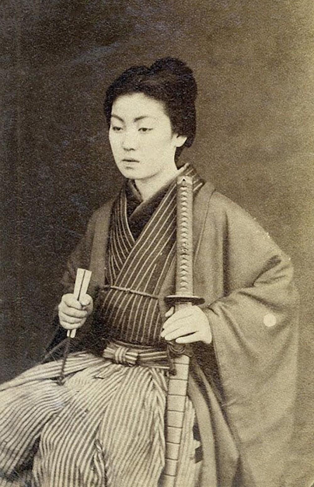 Японская воительница