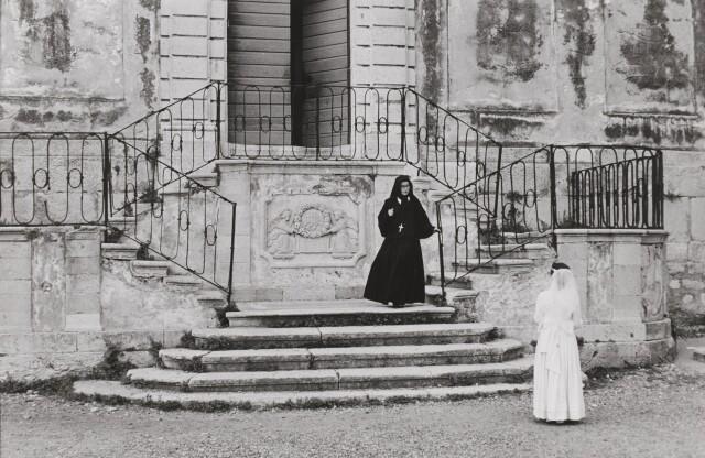 Дубровник, Югославия, 1965. Фотограф Анри Картье-Брессон