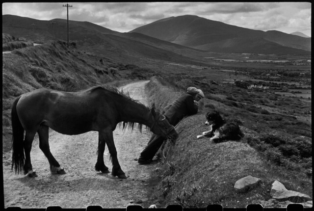 Ирландия, 1952. Фотограф Анри Картье-Брессон