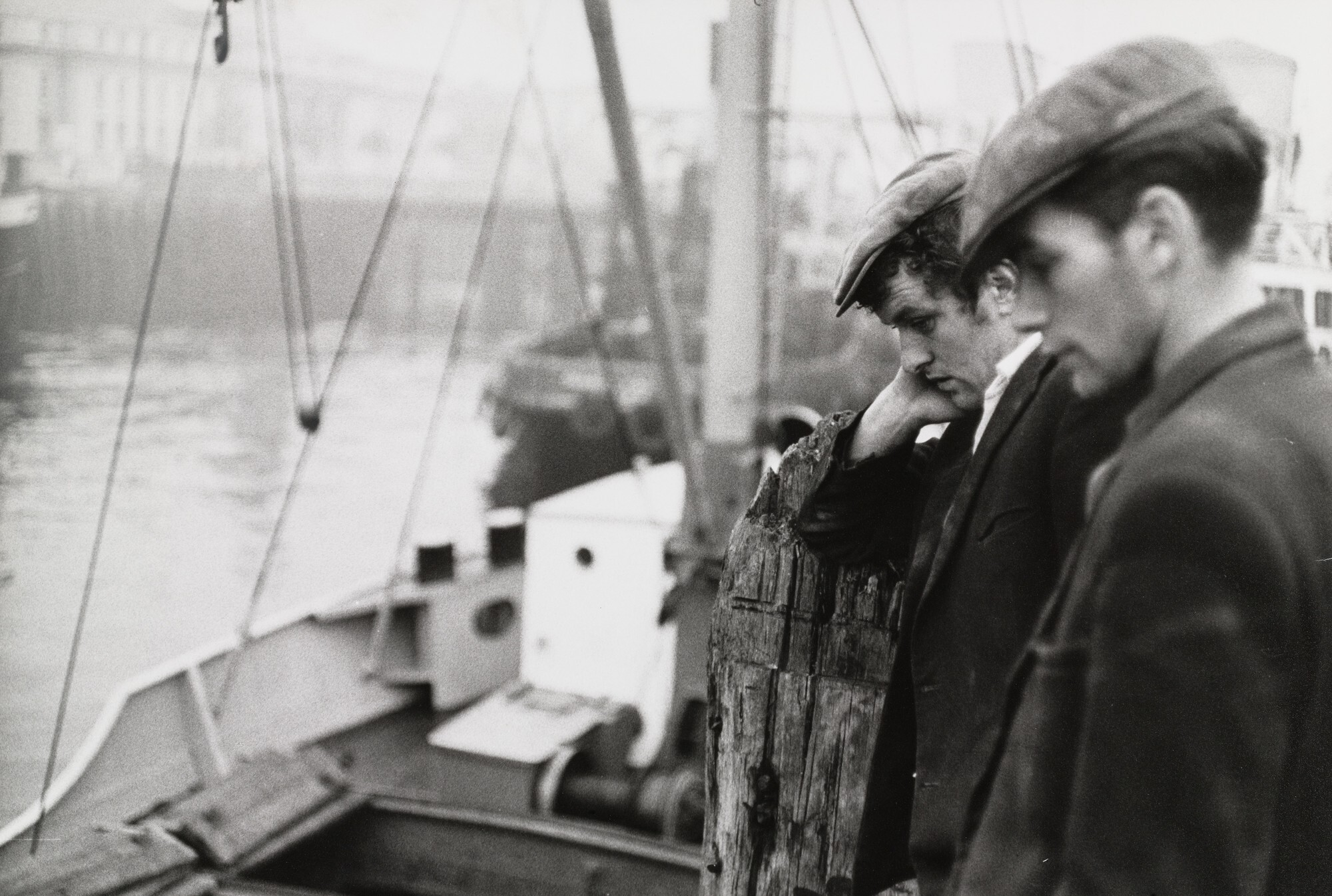 Ирландия, 1960. Фотограф Анри Картье-Брессон
